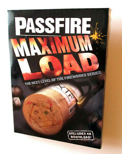 Passfire-Maximum-Load-Fireworks-Documentary-Series-Two-disc-DVD-Set-NEW