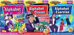 Rock 'N Learn: Alphabet Circus - New on DVD | FYE