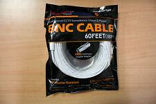 NEW High Quality 2 100FT Thick BNC EXTENSION CABLE for Samsung,Swann,Zmodo,Lorex