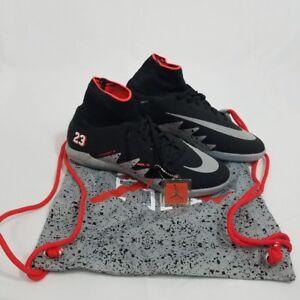 new arrival 65ee1 26f23 Details about Nike HypervenomX Proximo NJR IC Neymar X Jordan  Black/Metallic Sz 11