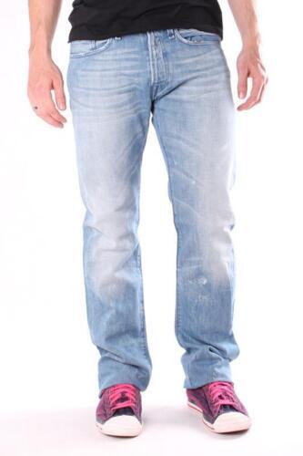 REPLAY m955 210 559 011 Billstrong, jeans uomo, colore azzurro chiaro