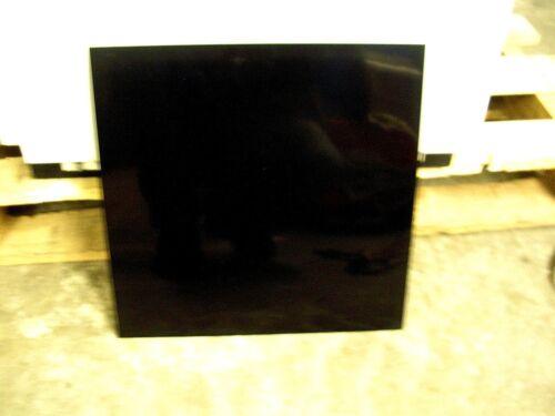 Conductive Black Polycarbonate Sheet NEW