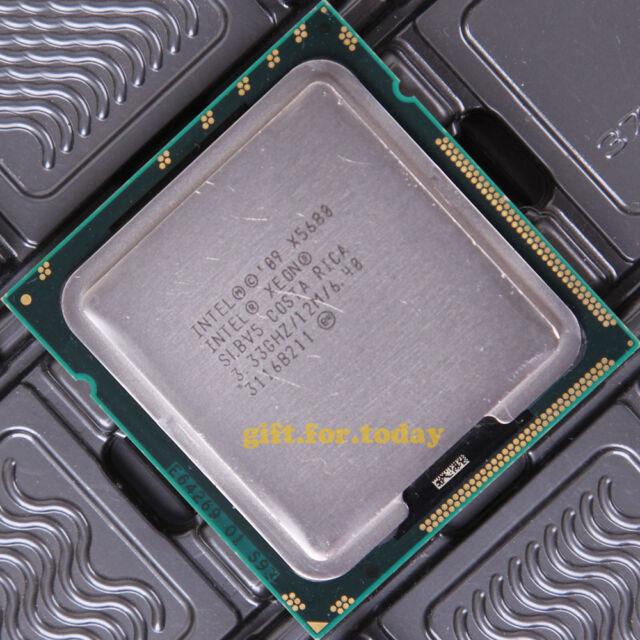 Intel Xeon X5680 - 3 33 GHz Hexa-Core (BX80614X5680) Processor