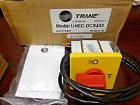 In Box Trane Model Uhec Dcs403 Disconnect Switch 600 Volts 40 Amps