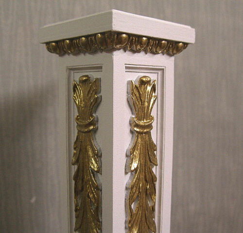 PLANT  STAND ~  Furniture~ Action Figures ~ Dollhouse 1:6  scale  PEDESTAL