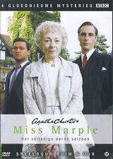 Agatha Christie's Miss Marple : Seizoen 3 (4 DVD)