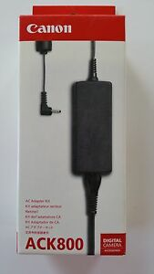 Canon ACK-800 AC Adapter Kit (7640A001)