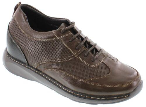 Casual Høyde tommer Toto H28011 Brown Sneaker 2 Sko Heis 3 Øk pBUO68Owqx