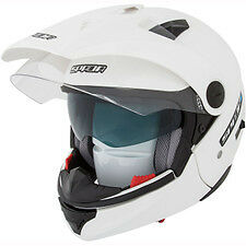 Spada-Duo-Duel-full-face-open-face-Motorcycle-Helmet-white