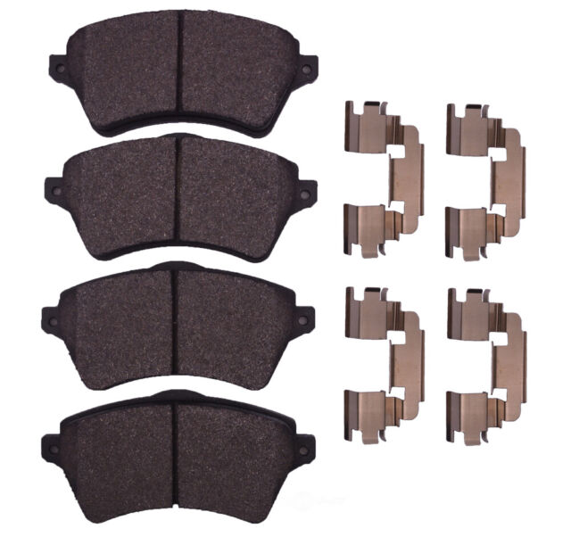 PSM Premium Semi-Metallic Brake Pad Set fits Front 2002 Land Rover Range Rover