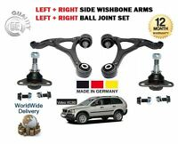 FOR VOLVO XC90 2.4TD 2.5 2.9 3.2 FRONT LEFT + RIGHT WISHBONE ARM & BALL JOINT