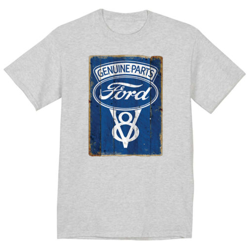 big and tall t-shirt for men Ford V8 sign tall tee men/'s tshirt