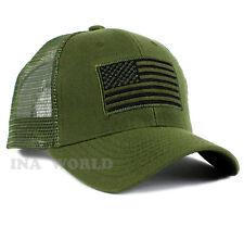 item 1 USA American Flag hat cap Mesh Tactical Operator Military Snapback  Baseball cap -USA American Flag hat cap Mesh Tactical Operator Military  Snapback ... 617a92c54bc