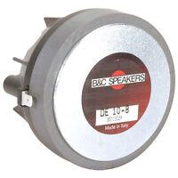 B&c De10-8 1 Mylar Horn Compression Driver 8 Ohm 2-bolt