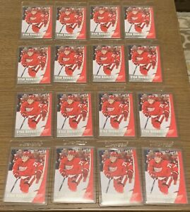 2015-2016-UPPER-DECK-STAR-ROOKIES-Dylan-Larkin-x18-LOT-RC-ROOKIE-PSA-BGS-10