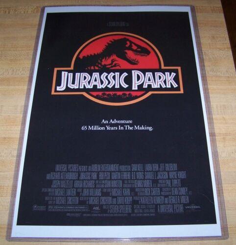 Jurassic Park 11X17 Movie Poster