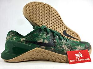 83d96008d6075 NEW Men's Nike Metcon 3 CAMO Green Brown Black Shoes Training ...