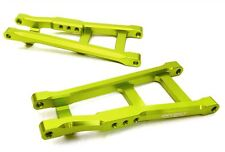 Integy Aluminum Rear Lower Arms Traxxas Rustler Stampede 2WD VXL Green