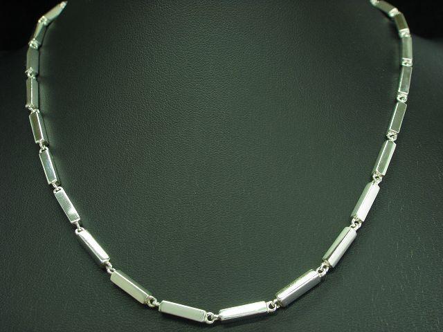 925 STERLING silver COLLIER   HALSKETTE   ECHTsilver   25,8g   43,0cm