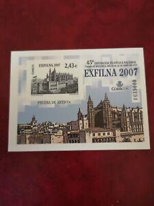 ESPANA-EDIFIL-PRUEBA-DE-LUJO-94-NUEVA-EXFILNA-2007