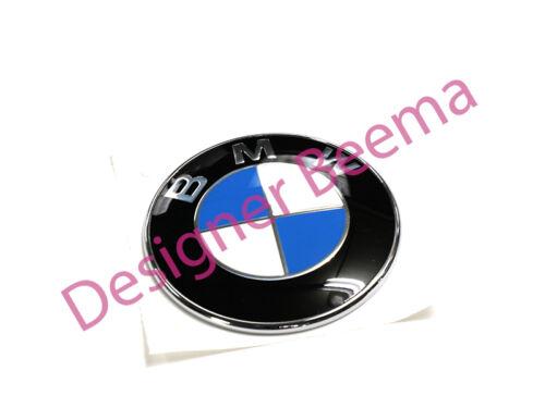 Genuine BMW Z4 E89 Boot Trunk Emblem Badge (JS)