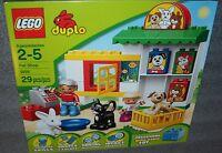 Lego - 5656 - Duplo Pet Shop Set & Sealed