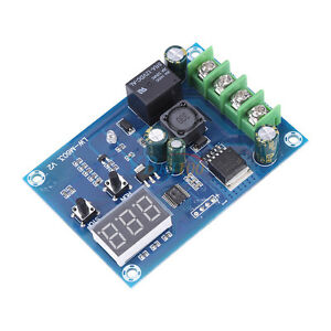 12-24V-Charge-Control-Module-Storage-Lithium-Battery-Protection-Board-XH-M603-zh