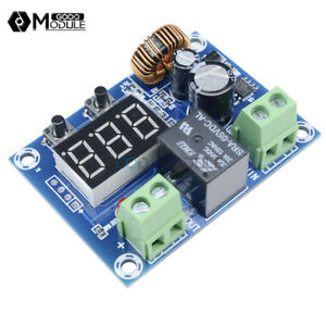 XH-M609-DC12-36V-Low-Voltage-Battery-Disconnect-Protection-Module-Output