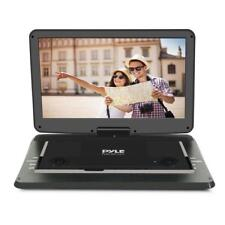 15?? Portable CD/DVD Player, HD Widescreen Display Built-in Rechargeable Battery