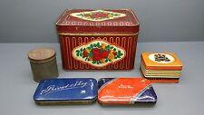 5 Blechdosen aus Sammlungsauflösung (5)