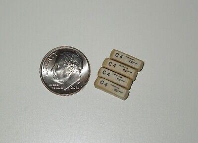 Quatre DIE HARD 1//18 Scale Custom C4 Blocs-pour échelle 1//18 John McClane