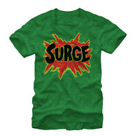 Coca Cola Surge Logo Mens Graphic T Shirt