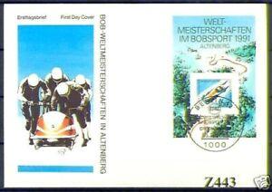 Frg-1991-Bob-Wm-FDC-Block-No-23-Clean-Berlin-Affixed-20-05