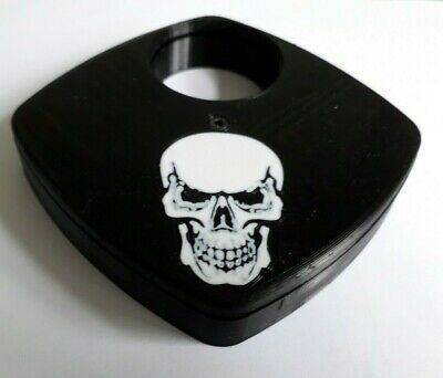 Skull New Design Twin Magazine Holder Compatible with  HW100