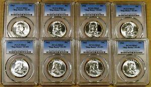 1962-PCGS-MS63-FS-401-Bugs-Bunny-Franklin-Half-Dollar-100-White