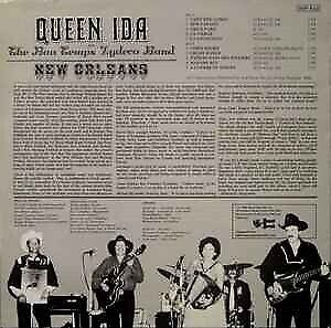 LP, Queen Ida And The Bon Temps Zydeco Band, In New Orleans