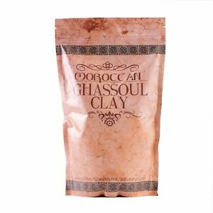 Ghassoul (Morrocan) Clay - 1kg (CLAY1KGHAS)