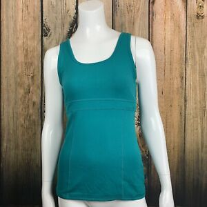 C9-By-Champion-Fitted-Turquoise-Athletic-Tank-Medium