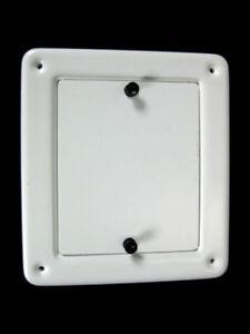 new boat fuse block access panel white 5 5 x 6 rv camper larson rh ebay com tracker boat fuse block