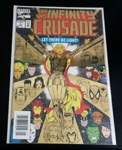 Infinity-Crusade-1-Let-There-Be-Light-Marvel-High-Grade-Comic-Book-RM7-82