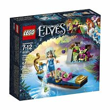 LEGO Elves Naidas Gondola & The Goblin Thief 41181 Building Kit 67 Pieces