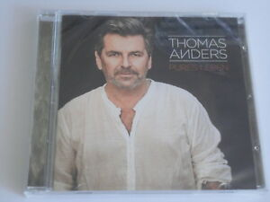 Thomas Anders Pures Leben 2017 Brand New Sealed Multipage