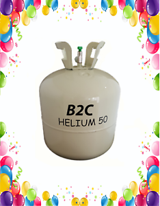 Helium Gas Disposable Balloon Cylinder Canister Birthday Party Fills 50 Balloons
