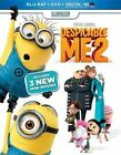 Despicable Me 2 0025192123634 With Steve Carell Blu-ray Region a
