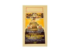 LOCANDINA ORIGINALE DEL FILM VON BUTTIGLIONE STURMTRUPPENFUHRER