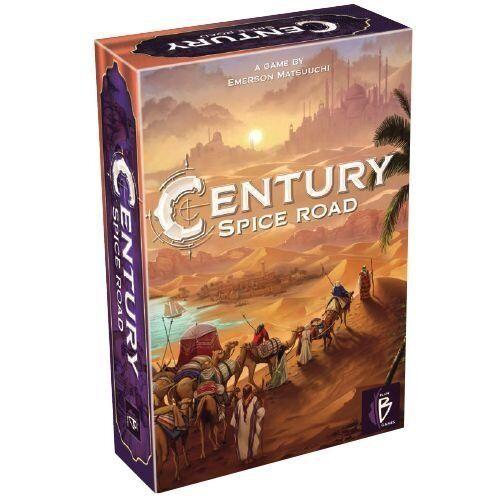 Century    Spice strada (Multi) [tavola gioco, Plan B giocos, 2-5 Players] nuovo  Spedizione gratuita al 100%