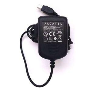 Genuine Alcatel euuk voyage mur accueil chargeur secteur