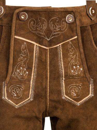 in Camicia da uomo Set Calze cinghie pelle pezzi Costume con 6 Trachten Sk3b1 wCq4Fax