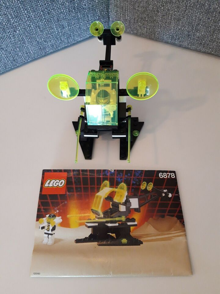 Lego Space, 6878