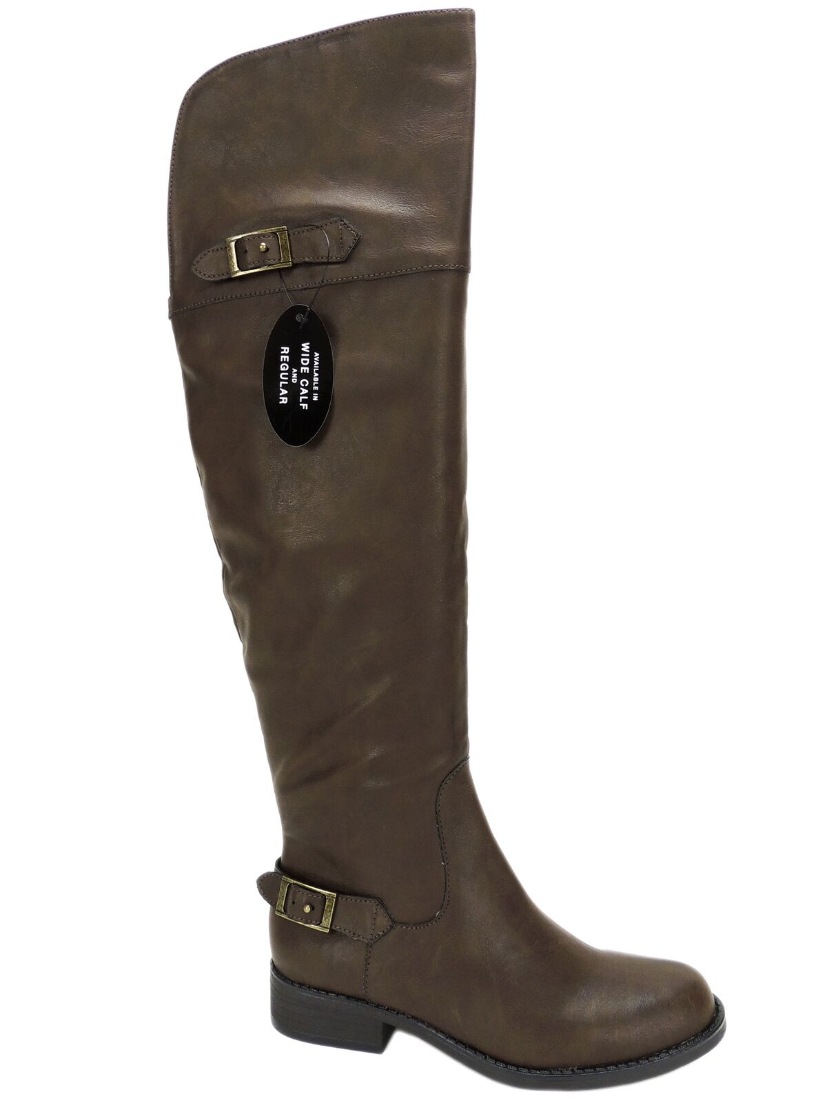 American Rag Women's Ada Over-the-Knee Boots Riding Brown Size 5 M